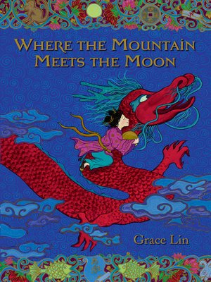 Cover image for Where the Mountain Meets the Moon.