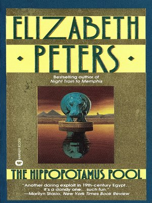 Cover image for The Hippopotamus Pool.
