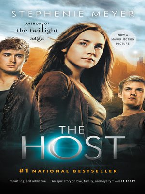 Cover image for The Host.