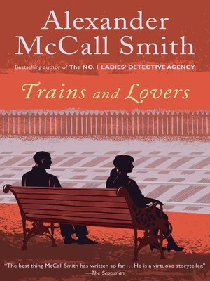 Cover image for Trains and Lovers.