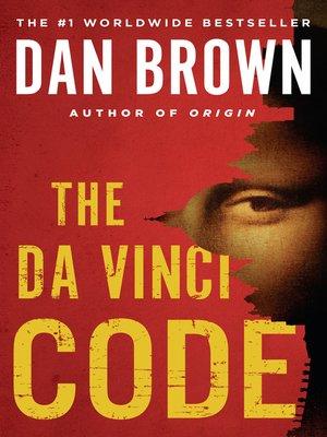 Cover image for The Da Vinci Code.