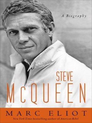 Cover image for Steve McQueen.