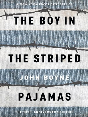 Cover image for The Boy in the Striped Pajamas.