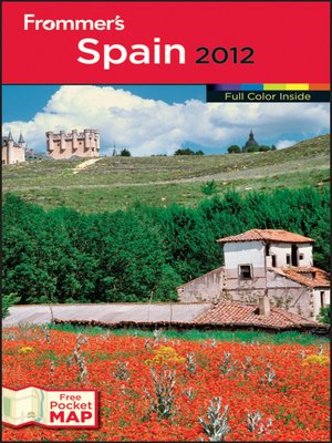 Cover image for Frommer's Spain 2012.
