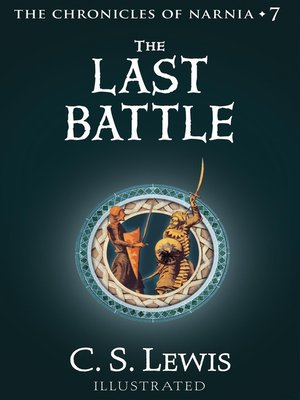 Cover image for The Last Battle.