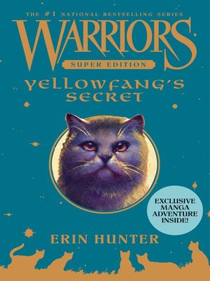 Cover image for Yellowfang's Secret.