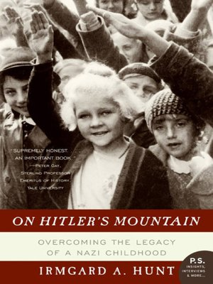 Cover image for On Hitler's Mountain.
