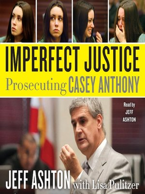 Cover image for Imperfect Justice.
