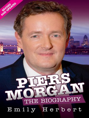 Cover image for Piers Morgan.
