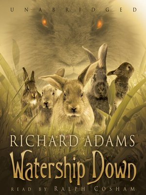 Cover image for Watership Down.