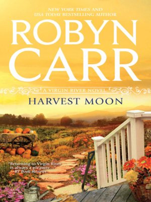 Cover image for Harvest Moon.