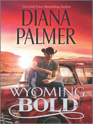 Cover image for Wyoming Bold.