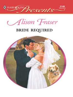 Cover image for Bride Required.