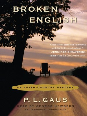 Cover image for Broken English.