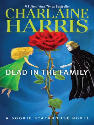 Cover image for Dead in the Family.