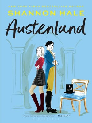 Cover image for Austenland.