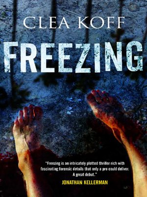 Cover image for Freezing.
