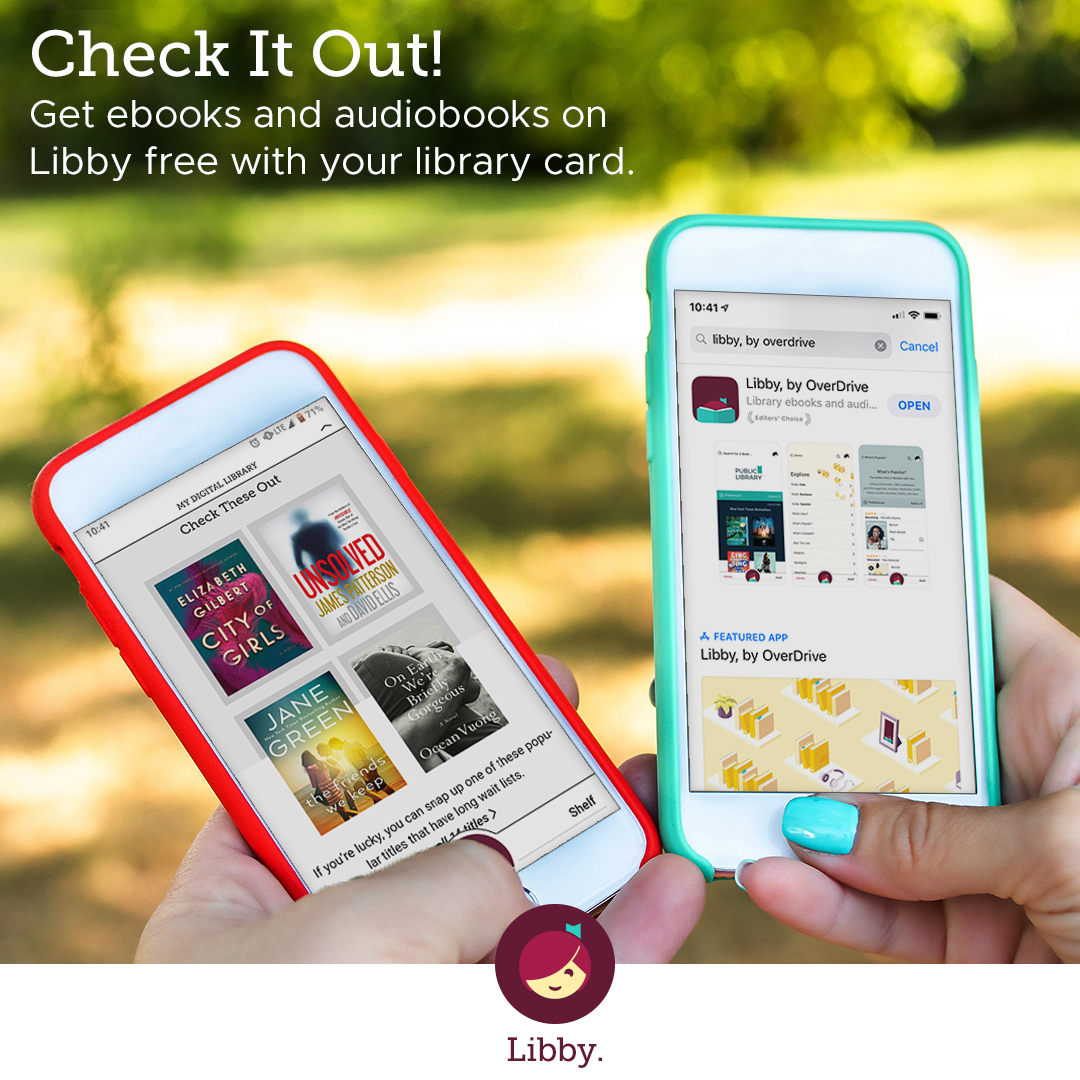 Marketing & Outreach: Library – Social – OverDrive Resource