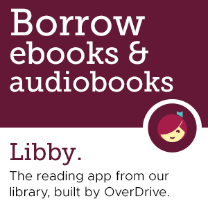 Libby the reading app from our library